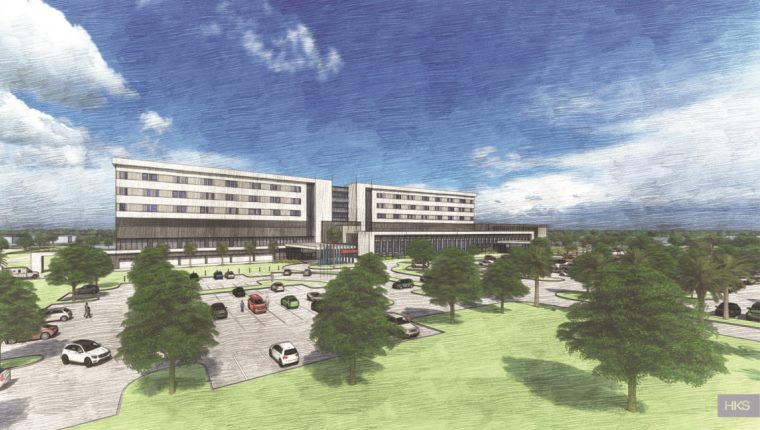 South Florida Baptist Hospital Rendering 760x430