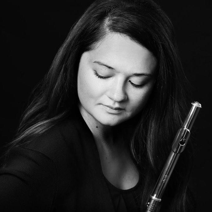 Adrienne Tedjamulia Read, flutist's Doctoral Chamber Recital