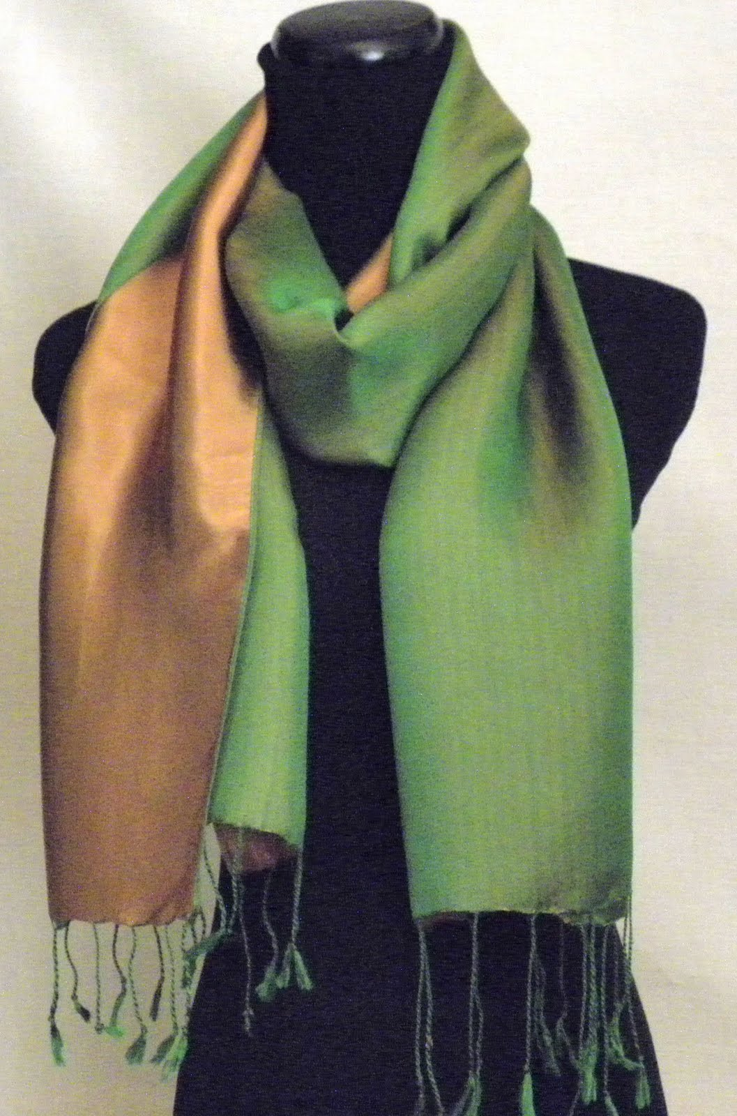 Three Ways a Silk and Satin Scarf Can Add Warmth to Your Fall Wardrobe