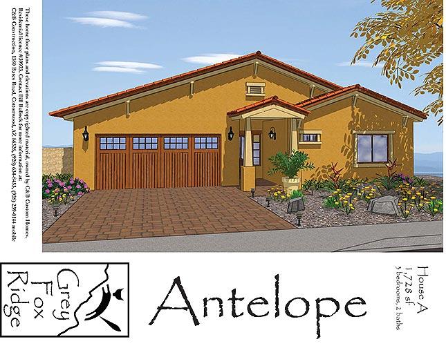Antelope_rendering