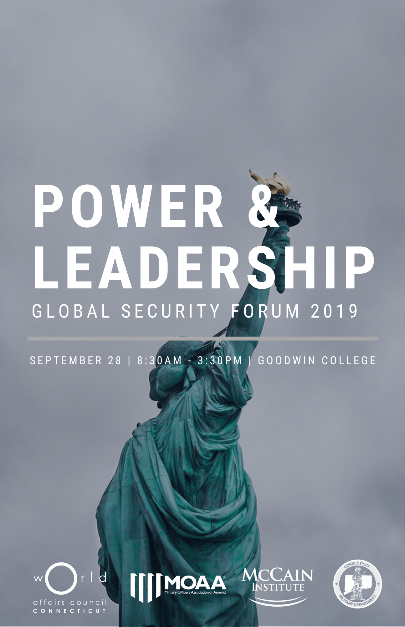 Global Security Forum Program 2019