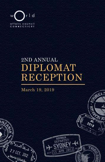 Diplomat Reception Program