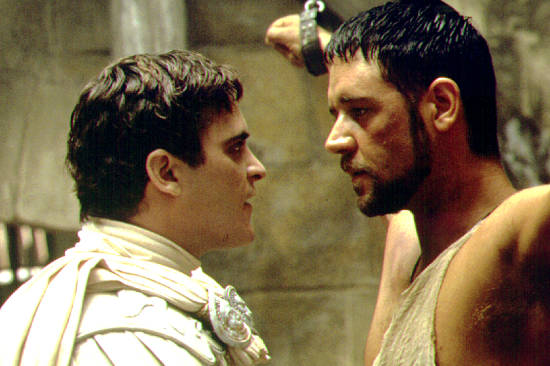 Just near the end when it seemed our hero would advance it became clear that any victory would only be a moral one.  Yes, I am Maximus in this metaphor.