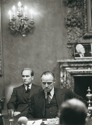 Perhaps we need some measure of Corleone diplomacy.