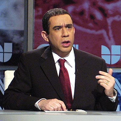 You give me hope Fred Armisen.  Hope that SNL will change who does Obama.