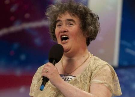 It only took Susan Boyle 48 years to achieve her dream.  Sadly, I am not ugly enough to make my humor surprising, endearing or ironic.