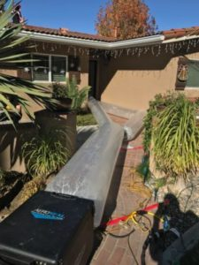 Duct Work Repair & Replacement Services IN REDLANDS, YUCAIPA, PALM DESERT, CA AND THE SURROUNDING AREAS