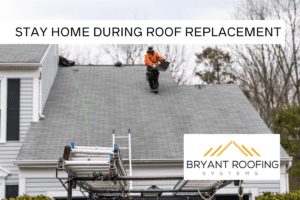 COLD WEATHER ROOF REPLACEMENT