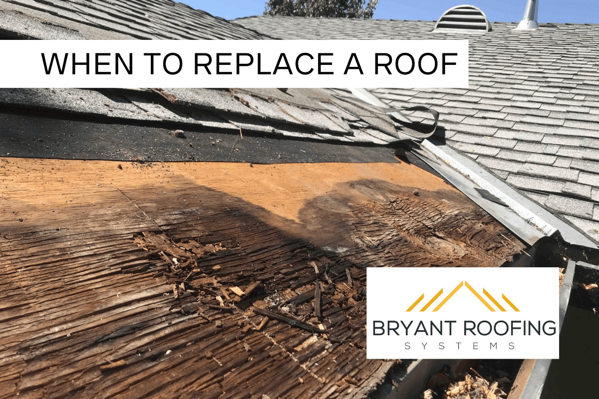 REPLACE A ROOF