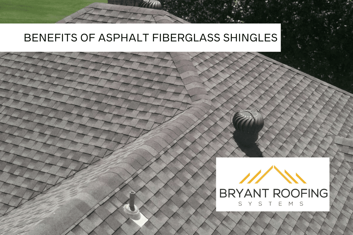 BENEFITS OF ASPHALT FIBERGLASS