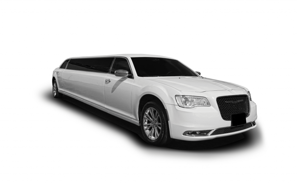 Houston-Chrysler-300-Limousine-Rental-Services