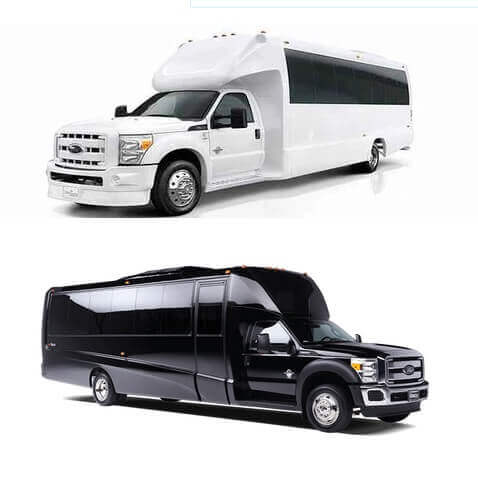 Chicago party bus rates