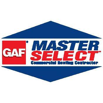 GAF Master Select Commercial Roofing Logo