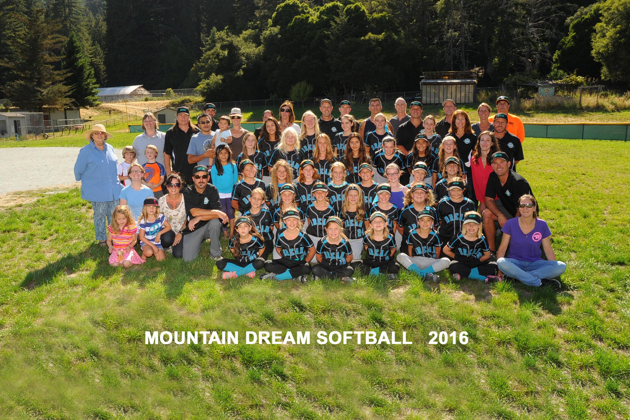 2016 Mtn. Dream Family