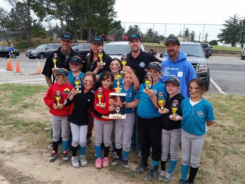 8U Manzanita Mayhem Runner Up