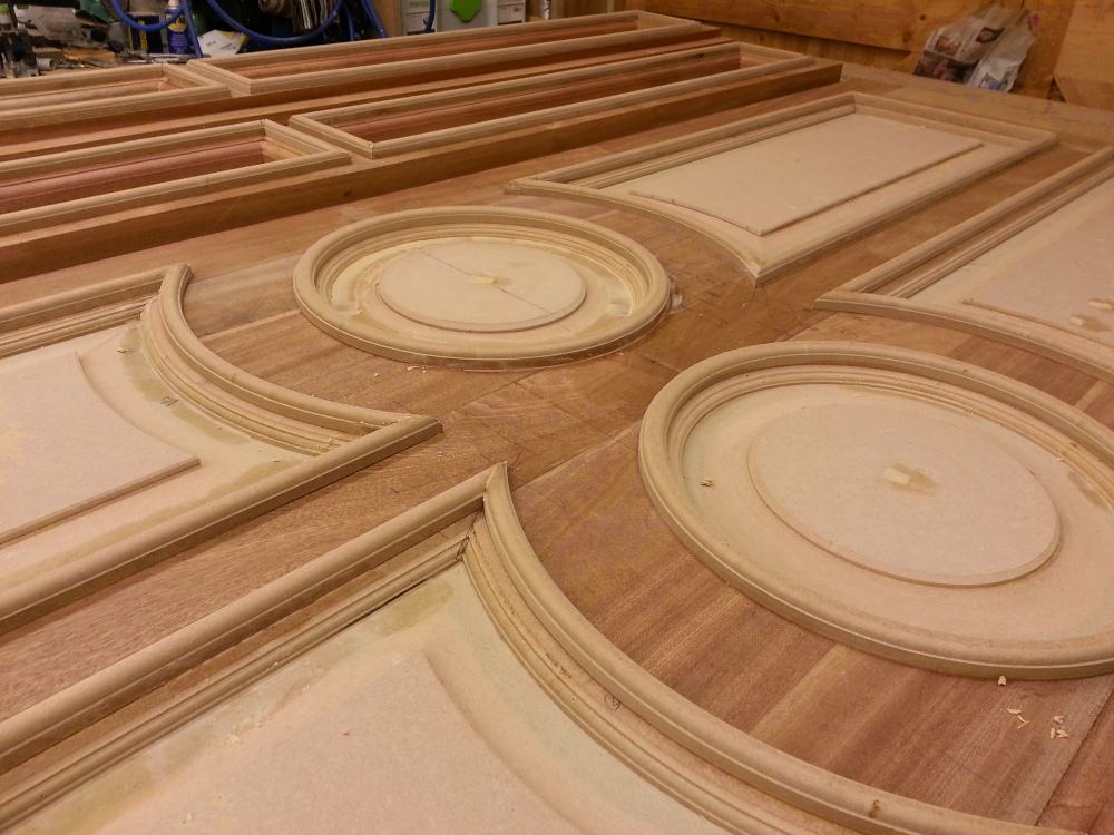 we provide planning, design, making and installation for Bespoke Carpentry and joinery projects in UK