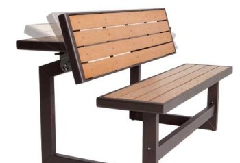 Convertible Picnic Table / Bench