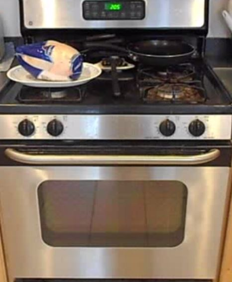 Troubleshoot A Gas Oven
