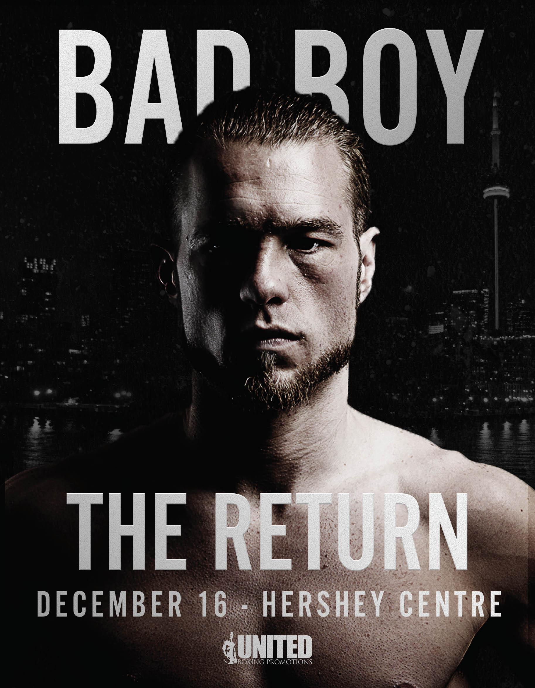 Bad Boy - The Return