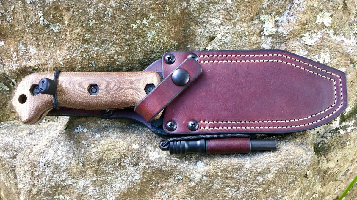 My Special Becker BK10 & Sagewood Sheath
