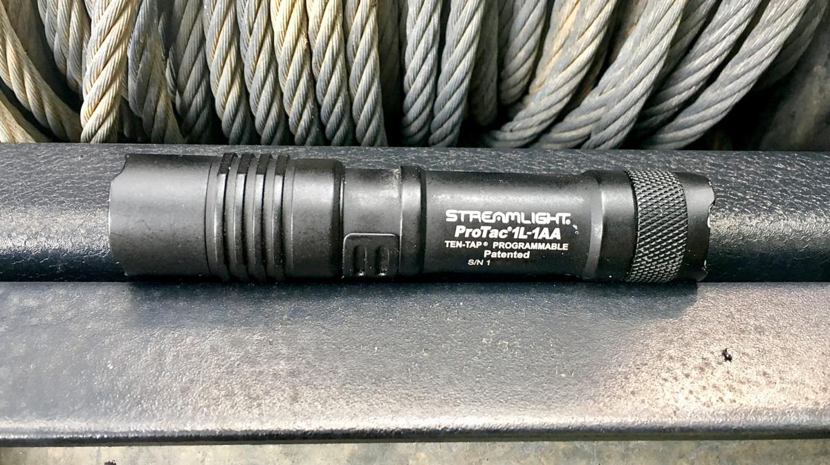 EDC Flashlight Review: StreamLight Protac 1L-1AA