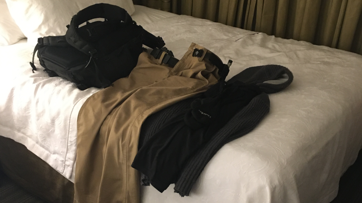 Micro-Preparedness: Staging Your Clothing