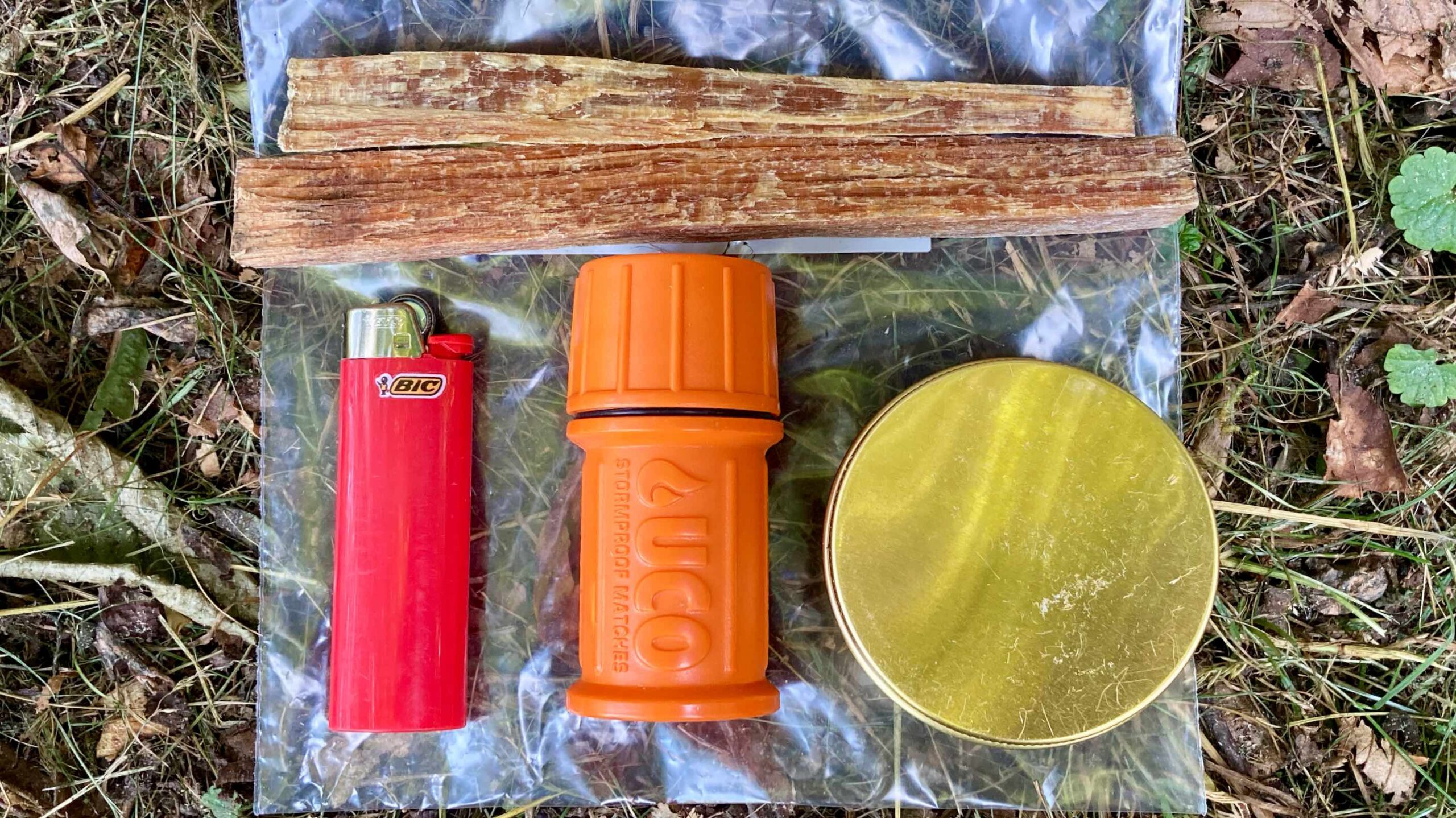 Handout Fire Kit