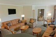 King Suite - Large Living Room