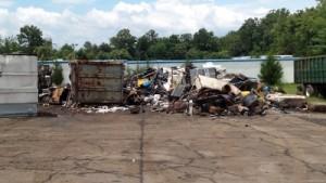 fredericksburg scrap yard