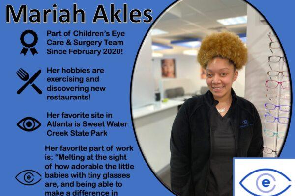 Mariah Akles