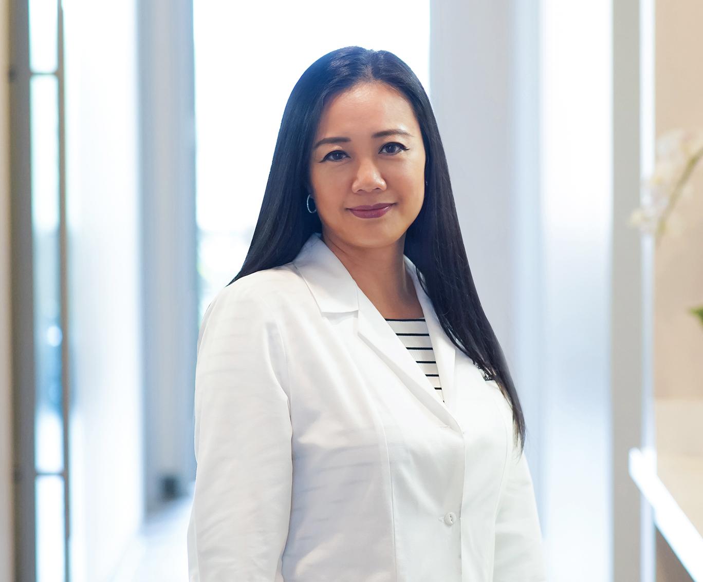 Dr Amber Chu