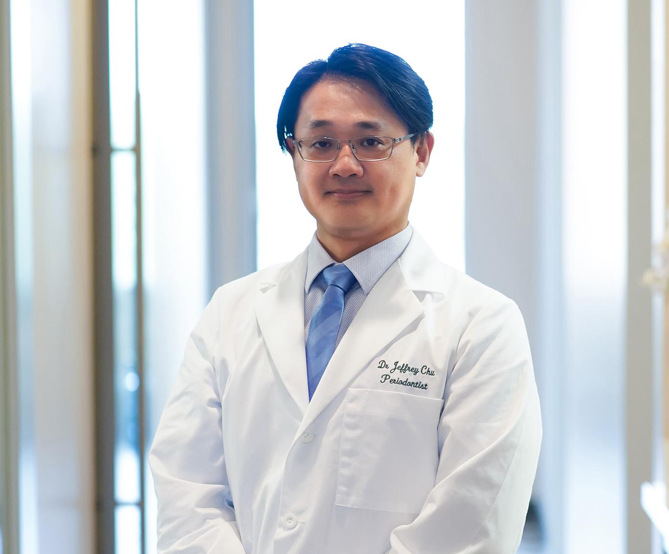 Dr Jeff Chu