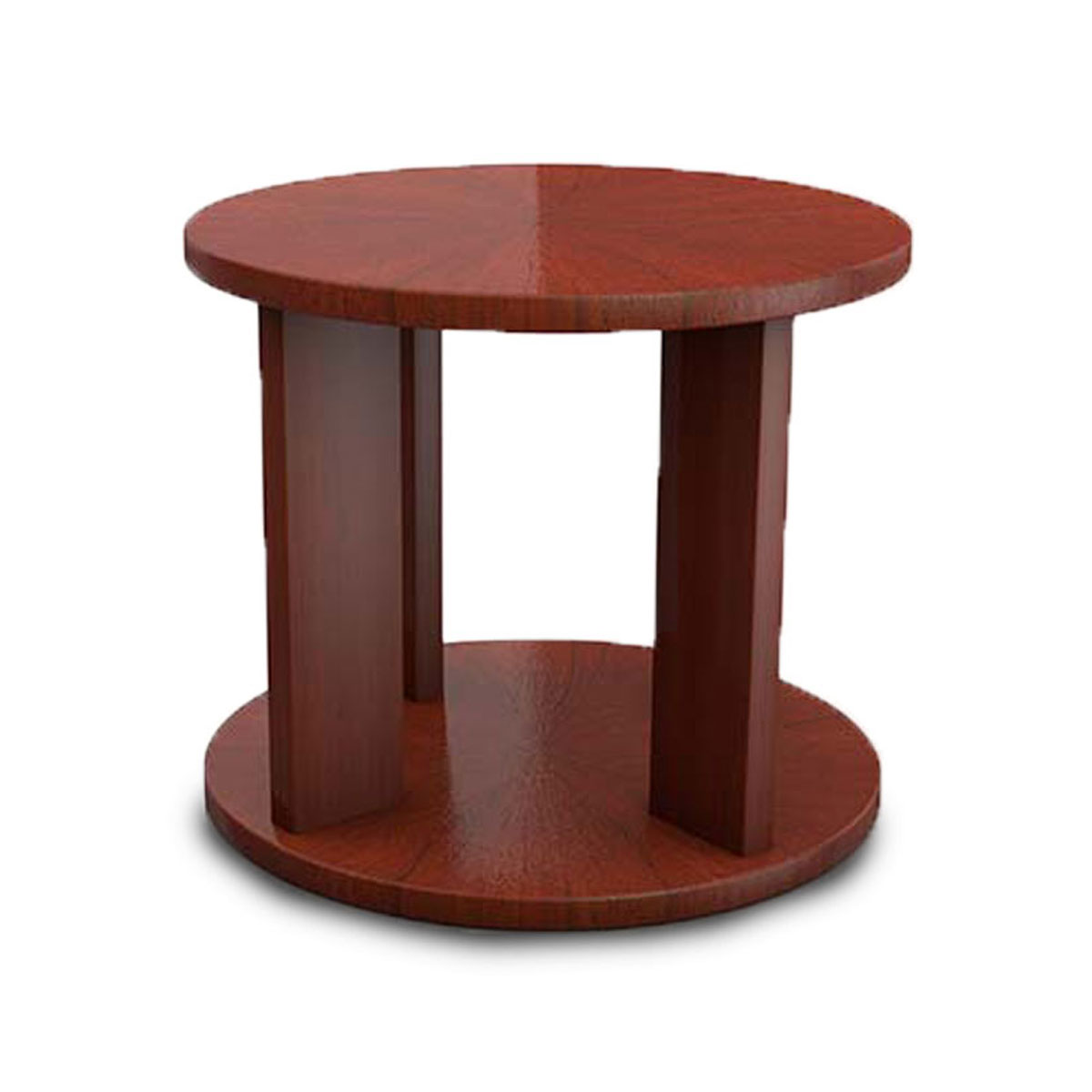cardinal-round-end-table