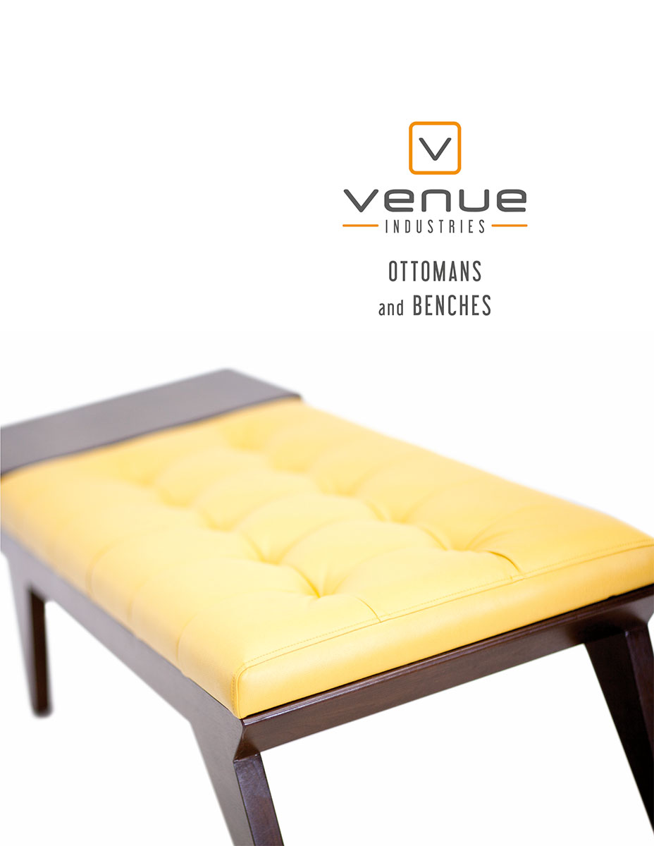 commercial ottomans and benches