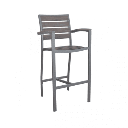 outdoor barstool for commercial use