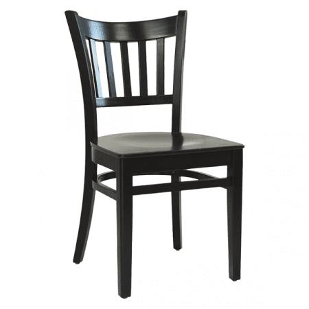 black dining chair for restaurants