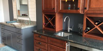 countertop-cabinets