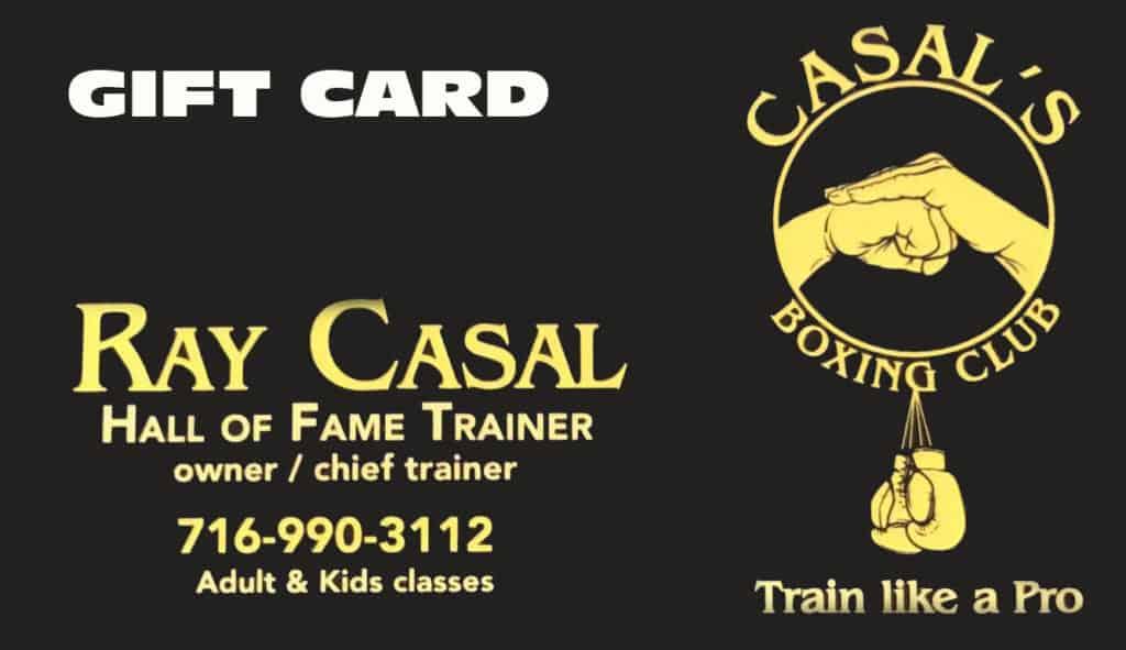 CASAL GIFT CARD