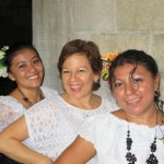 Dr. Marcy with Mayan women friends