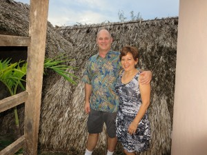 Dr. Marcy & her husband, Robert