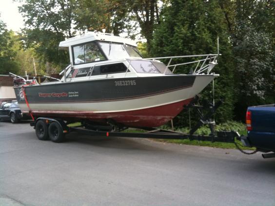 Fishing Boat SYLVAINFISHON