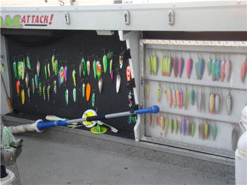 Fishing spoon lure SylvainFishon
