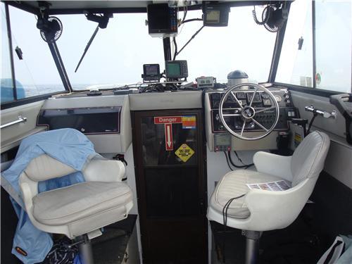SYLVAINFISHON Fishing Charter Boat