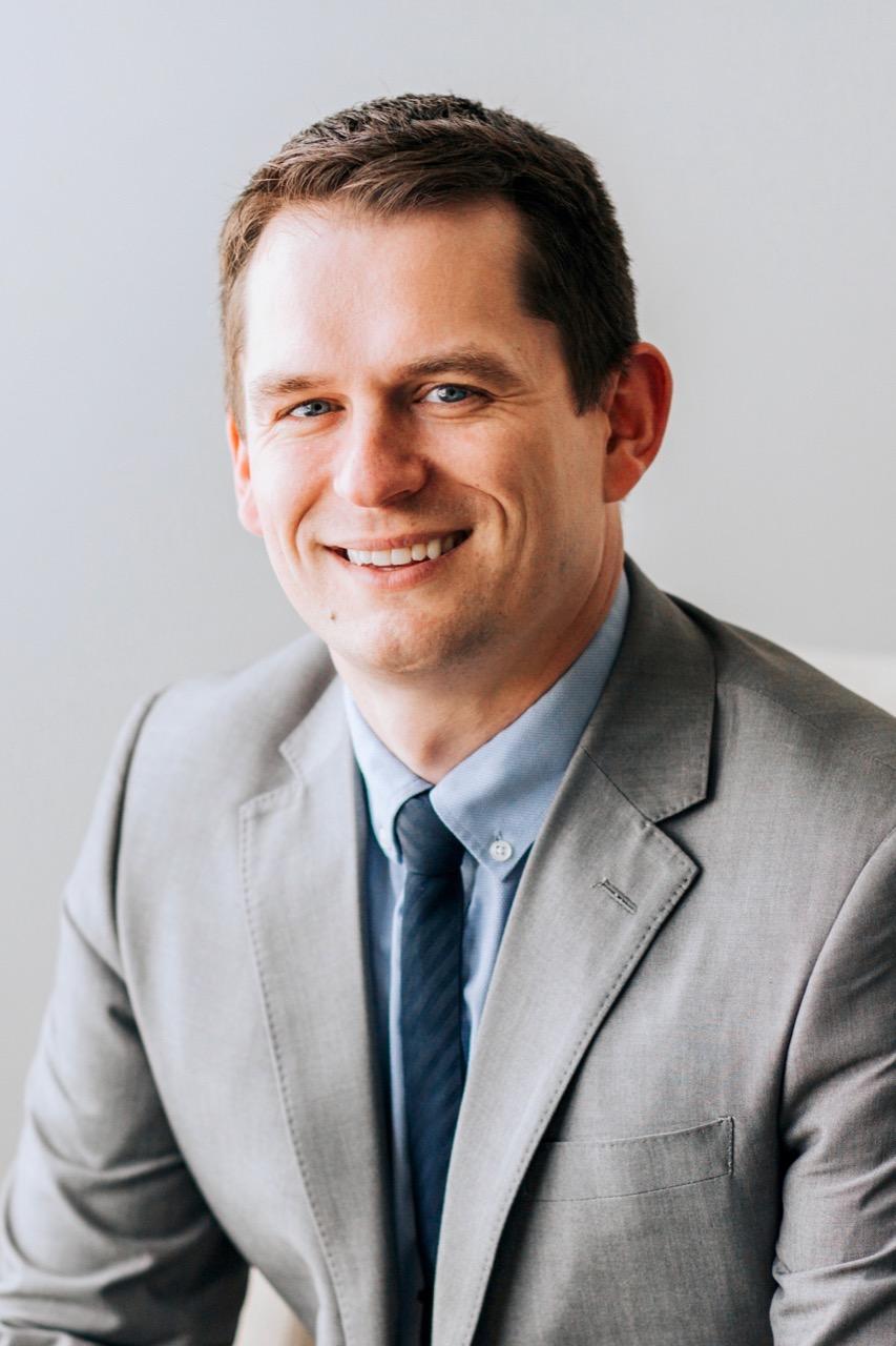 Greg Drusch Portrait