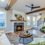 Parade of Homes 2019 Fireplace