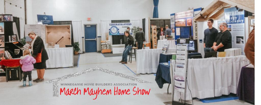 Mayhem Home Show Header