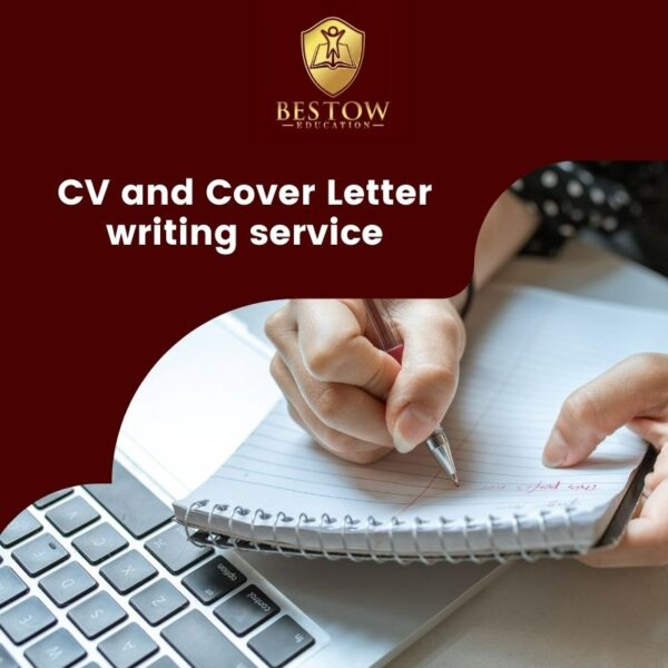 Cover Letter and CV Writing Service Bestow Education