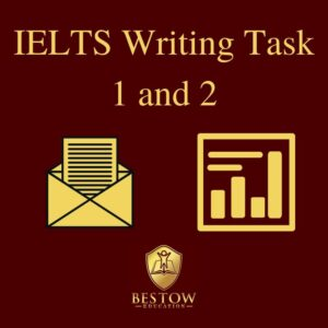 IELTS Writing Task 1 and 2 Bestow Education