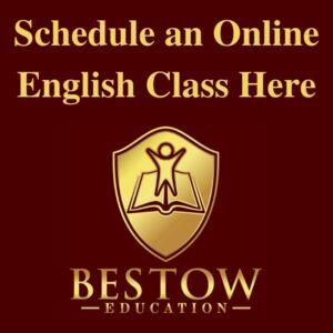 Schedule an Online English Class