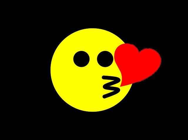 Kiss Emoji Bestow Education
